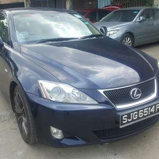 LEXUS IS250 2.5(A) 2009