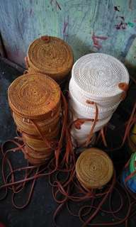 RESELLERS NEEDED Bali Rattan Bags
