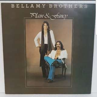 Bellamy Brothers - Plain & Fancy Vinyl Record