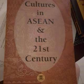 Cultures In ASEAN And The 21st Century