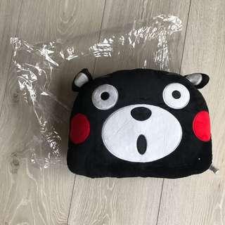 🚚 全新🐻「熊本熊」抱枕-尺寸40cm