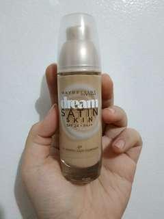 Dream Satin Skin Air-Whipped Liquid Foundation