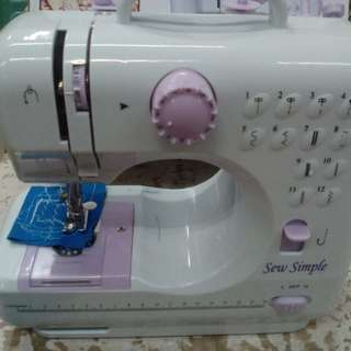 Portable Sewing Machine (Sew Simple)