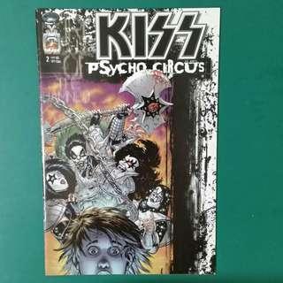 Kiss Psycho Circus No.2&26 comics