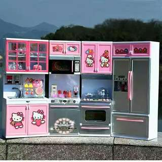 Doll Size Kitchen Playsets