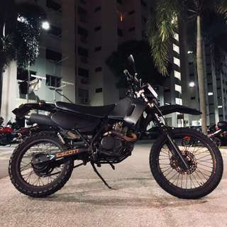 Honda XR200R (NEA incentive eligible)