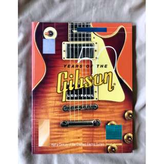 50 Years Of The Gibson Les Paul Book - Half a Century of the Greatest Electric Guitars By Tony Bacon