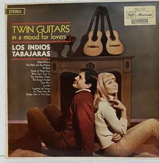 Los Indios Tabajaras - In A Mood For Lovers Vinyl Record
