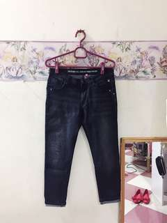 Cardinal - Black Washed Jeans