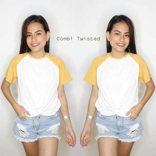 COMBI TWISTED TOP