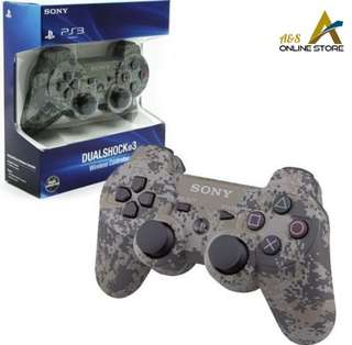 Dual Shock3 Wireless Bluetooth Controller For PS3