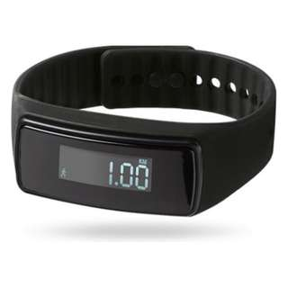 830. Kellogg's Fit Band, Bracelet, Wristband Fitness Tracker, Pedometer, Step counter In box with instructions.