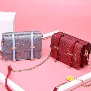 Glitter Bag