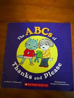 The ABCs of Thanks and Please