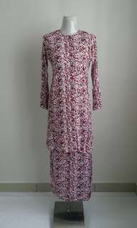 💕 Baju Kurung Pahang (BKP 11)