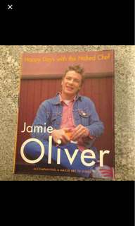 Jamie Oliver Happy Days Cookbook (Hardcover)