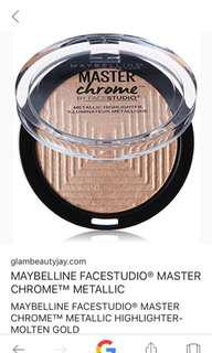 Molten Gold HL by Maybelline