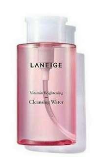 Laneige Vitamin Brightening Water Cleansing