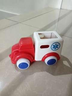 Mobil viking toys