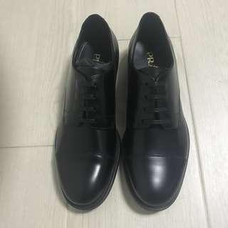 Prada 男裝皮鞋