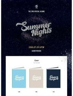 [PO] TWICE - SUMMER NIGHTS