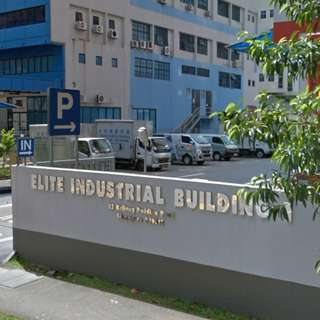 Industrial Space for rent@Kallang Pudding Road