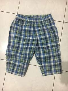 🚚 Uniqlo格紋褲子