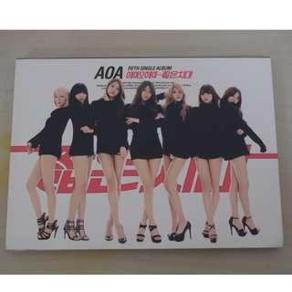 [CD UNSEAL/NO PHOTO CARD][READY STOCK]AOA KOREA MINI ALBUM; ORIGINAL FR KOREA (PRICE NOT INCLUDE POSTAGE)PLEASE READ DETAILS FOR MORE INFO; POSLAJU:PENINSULAR AREA :RM10/SABAH SARAWAK AREA: RM15