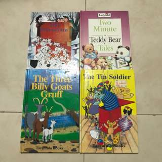 (CHEAP CLEARANCE) Story Books
