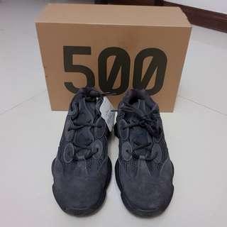 Adidas Yeezy 500 Utility Black (US 9.5)