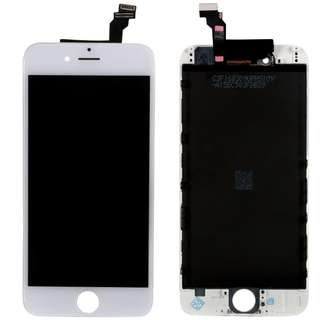1304. iPhone 6 Screen Replacement White