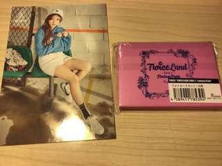 TWICELAND大阪限定卡set