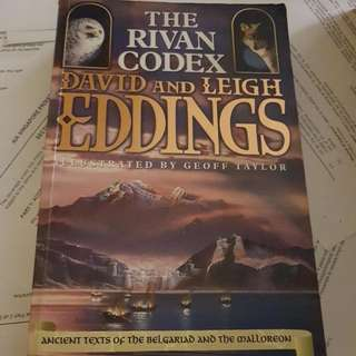 The Rivan Codex By David and Leigh Eddings