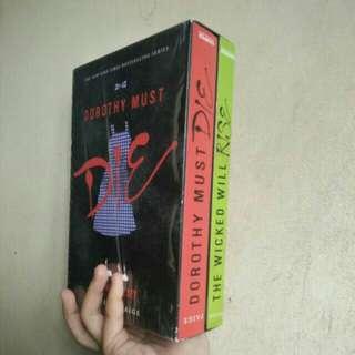 Dorothy Must Die 2-book box set