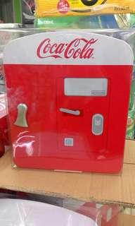 可口可樂 收納金屬箱