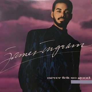 Janes Ingram vinyl record