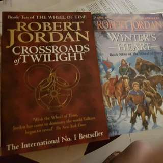 The Wheel Of Time Books By Robert Jordan