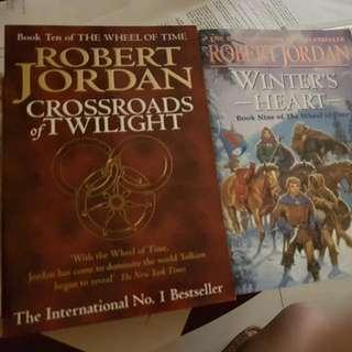 The Wheel Of Time Books By Robert Jordan