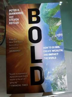 Bold by Peter Diamandis
