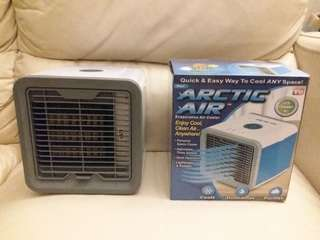 (全新) Artic Air Cooler 三合一 : 加濕、空氣淨化、迷你冷風機