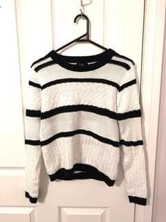 Dotti Striped Sweater