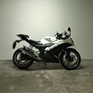 Yamaha R15 v2 (Jun 2023)