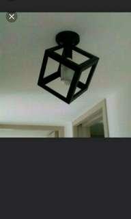 Design led ceiling light