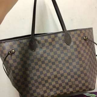 LV Neverfull真品authentic