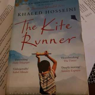 The Life Runner By Khaled Hosseini