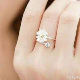 Korean Flower Ring