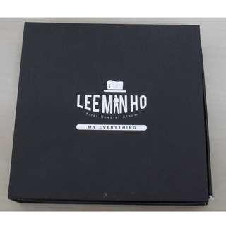 [CD UNSEALED/NO PHOTO CARD/SMALL SCRATCHES/COVER CRACK][READY STOCK]LEE MINHO KOREA SPECIAL ALBUM CD+DVD; ORIGINAL FR KOREA (PRICE NOT INCLUDE POSTAGE)PLEASE READ DETAILS FOR MORE INFO; POSLAJU:PENINSULAR AREA :RM10/SABAH SARAWAK AREA: RM15