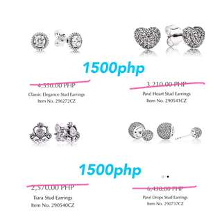 Pandora Earrings Super Sale
