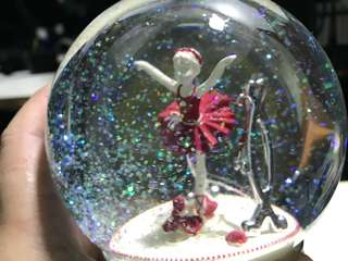 SK jewellery Musical Globe with Light