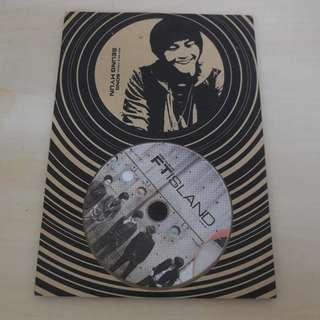 [CD UNSEALED/NO COVER/NO PHOTO CARD/NO LYRIS BOOK][READY STOCK]FTISLAND F.T.ISLAND KOREA MINI ALBUM; ORIGINAL FR KOREA (PRICE NOT INCLUDE POSTAGE)PLEASE READ DETAILS FOR MORE INFO; POSLAJU:PENINSULAR AREA :RM10/SABAH SARAWAK AREA: RM15